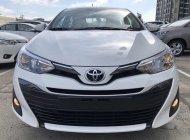 Bán ô tô Toyota Vios 1.5G đời 2019, màu trắng giá 606 triệu tại Hà Nội