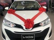 Bán Toyota Vios 1.5E MT đời 2019, màu trắng giá cạnh tranh giá 531 triệu tại Hà Nội