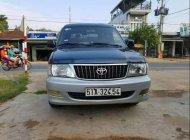Cần bán xe Toyota Zace đời 2002, màu xanh  giá 189 triệu tại Đồng Nai
