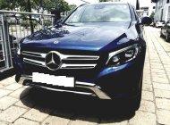 Bán Mercedes GLC 250 4 MATIC màu xanh Cavansai sản xuất 2018, đăng ký 2019, biển Hà Nội giá 1 tỷ 939 tr tại Hà Nội