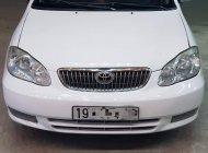 Bán Toyota Corolla sản xuất năm 2002, màu trắng chính chủ, giá chỉ 160 triệu giá 160 triệu tại Phú Thọ