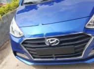 Bán ô tô Hyundai Grand i10 1.2 MT đời 2018, màu xanh lam giá 390 triệu tại Tp.HCM