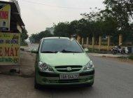 Bán xe Hyundai Getz đời 2007, màu xanh lam, nhập khẩu   giá 210 triệu tại Vĩnh Phúc