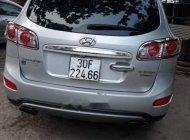 Cần bán gấp Hyundai Santa Fe năm 2012, màu bạc, xe nhập số tự động, 695 triệu giá 695 triệu tại Hà Nội