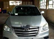 Bán Toyota Innova đời 2014, màu bạc giá cạnh tranh giá 520 triệu tại Tp.HCM