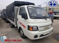 Xe tải JAC 1t25 thùng bạt inox mở bửng hông. giá 60 triệu tại Đồng Nai