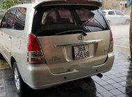 Cần bán gấp Toyota Innova sản xuất năm 2007, màu bạc chính chủ giá 330 triệu tại Thanh Hóa