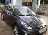 Cần bán gấp Hyundai Accent sản xuất năm 2012, màu xám, xe nhập, giá tốt giá 368 triệu tại Đắk Lắk