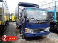 Bán xe tải JAC 2t4 thùng dài 3m7 ga cơ giá mềm giá 285 triệu tại Long An