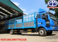 Xe tải faw 9T6 thùng dài 7m5 ga cơ chính hãng cực kì tốt giá 815 triệu tại Bình Dương