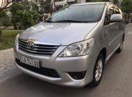 Bán Toyota Innova MT năm 2013, màu bạc giá 465 triệu tại Hà Nội