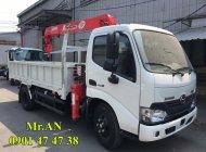 LH: 0901 47 47 38 - Xe tải cẩu Hino 2 tấn, thùng 3.4m, cẩu Unic mới 100% giá 1 tỷ 20 tr tại Tp.HCM