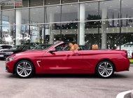 Bán xe BMW 420i Convertible mui trần mới 100%, số tự động, màu đỏ/nội thất nâu da bò giá 2 tỷ 100 tr tại Đà Nẵng