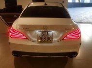 Bán Mercedes-Benz CLA class CLA class 250 sản xuất 2014, màu trắng nhập khẩu giá 1 tỷ 200 tr tại Tp.HCM