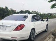 Bán xe Mercedes S500L 2015, màu trắng, chính chủ giá 3 tỷ 650 tr tại Hà Nội
