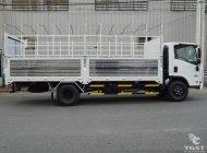 Xe tải Isuzu 5T5 thùng mui bạt - NQR75LE4, 750 triệu giá 750 triệu tại Tp.HCM