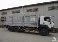 Xe tải Isuzu 14T5 thùng mui bạt - FVM34WE4, thùng dài 9m3, 1 tỉ 730tr giá 1 tỷ 730 tr tại Tp.HCM
