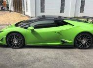 Bán xe Lamborghini Huracan 2014, màu xanh chính chủ giá 14 tỷ 200 tr tại Tp.HCM