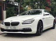 Bán BMW 6 Series 640i 2017, màu trắng, nhập khẩu giá 2 tỷ 600 tr tại Hà Nội