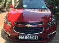 Bán xe Chevrolet Cruze năm sản xuất 2015, màu đỏ còn mới giá 390 triệu tại Quảng Trị