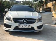 Bán Mercedes-Benz CLA45 AMG sản xuất 2014 màu trắng, 1 tỷ 310 triệu nhập khẩu nguyên chiếc giá 1 tỷ 310 tr tại Tp.HCM