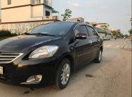 Bán Toyota Vios đời 2012, màu đen giá cạnh tranh giá 262 triệu tại Nghệ An