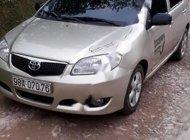 Bán Toyota Vios 1.5MT năm sản xuất 2007, màu bạc   giá 168 triệu tại Hà Giang