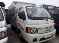 Xe tải JAC 1T25 đời 2019masy ISUZU thùng 3m2 hỗ trợ vay cao giá 280 triệu tại Tp.HCM