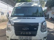 Bán ô tô Ford Transit Luxury năm sản xuất 2016, màu trắng giá 650 triệu tại Kon Tum