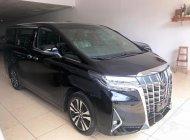Cần bán Toyota Alphard Executive Lounge sản xuất năm 2019, màu đen, xe nhập giá 5 tỷ 900 tr tại Hà Nội