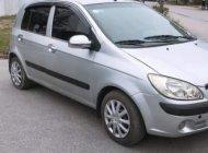Cần bán lại xe Hyundai Getz sản xuất năm 2008, màu bạc, xe nhập chính chủ, giá chỉ 158 triệu giá 158 triệu tại Hải Phòng