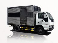 Xe tải Isuzu 1 tấn thùng kín QKR77FE4, giá 485 triệu, giá lăn bánh giá 485 triệu tại Tp.HCM