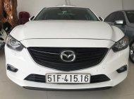 Bán Mazda 6 2.5AT 2016 màu trắng giá 780 triệu tại Tp.HCM