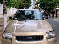 Cần bán lại xe Ford Escape 3.0 V6 năm sản xuất 2002, màu vàng giá 170 triệu tại Đà Nẵng