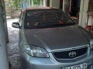 Bán ô tô Toyota Vios đời 2004, màu bạc giá 160 triệu tại Quảng Trị