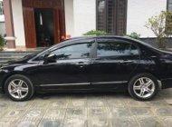 Bán xe Honda Civic 2.0AT đời 2008, màu đen số tự động giá 345 triệu tại Hòa Bình