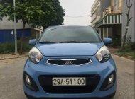 Bán Kia Picanto 2011, màu xanh lam, nhập khẩu, số tự động  giá 315 triệu tại Hà Nội