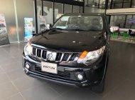 Cần bán Mitsubishi Triton 4x2 MT, màu đen, xe nhập tại Quảng Trị, hỗ trợ 80% vay, LH: 0963.413.446 giá 555 triệu tại Quảng Trị