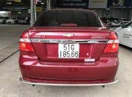 Bán Chevrolet Aveo LT 1.4MT màu đỏ, số sàn, sản xuất 2018, biển Sài Gòn giá 356 triệu tại Tp.HCM