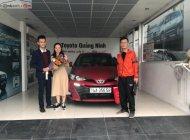 Cần bán xe Toyota Vios 1.5G sản xuất năm 2019, màu đỏ giá 576 triệu tại Quảng Ninh