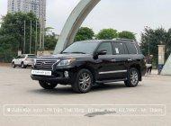 Bán xe Lexus LX 570 năm sản xuất 2012, màu đen, nhập khẩu số tự động giá 4 tỷ 250 tr tại Hà Nội