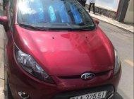 Bán gấp Ford Fiesta sản xuất 2012, màu đỏ, số tự động  giá 365 triệu tại Tp.HCM