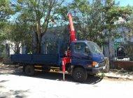 Xe Hyundai HD700 gắn cẩu UNIC 344 - Thanh lý- trả góp 95% giá 815 triệu tại Hà Nội