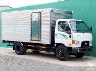 Xe tải Hyundai 2T2 thùng mui kín - New Mighty N250, chỉ 100tr nhận xe giá 100 triệu tại Tp.HCM