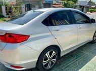 Bán Honda City 1.5 MT sản xuất 2014, màu bạc chính chủ giá 400 triệu tại Trà Vinh