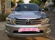 Bán xe Toyota Fortuner 2.5G 2010 số sàn, máy dầu giá 600 triệu tại Ninh Bình