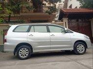 Bán ô tô Toyota Innova 2.0E đời 2014, màu bạc chính chủ giá 506 triệu tại Hà Nội