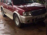 Bán Ford Everest đời 2005, màu đỏ, nhập khẩu  giá 300 triệu tại Gia Lai