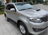 Bán xe Toyota Fortuner 2.5G đời 2015, màu bạc như mới giá 795 triệu tại Hà Nội