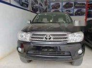 Bán Toyota Fortuner sản xuất 2011, màu đen số sàn, giá 630tr giá 630 triệu tại Phú Thọ
